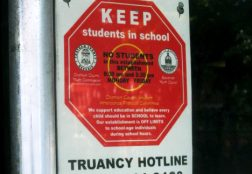 Truancy as a Contextual and School-Related Problem