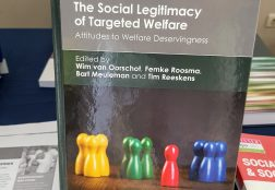 The Social Legitimacy of Targeted Welfare. Attitudes to Welfare Deservingness